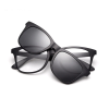 2in1 polarized magnetic sunglass