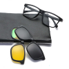 2in1 Night Vision Magnetic Clip on Sunglass