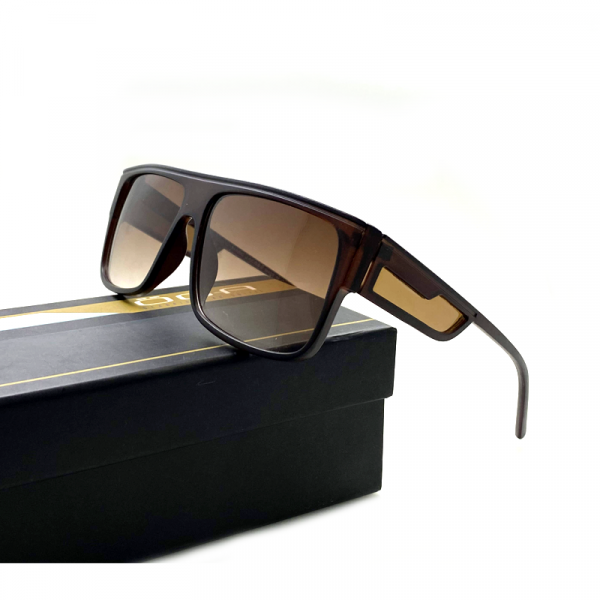 Fashionable Brown Sunglass For Men