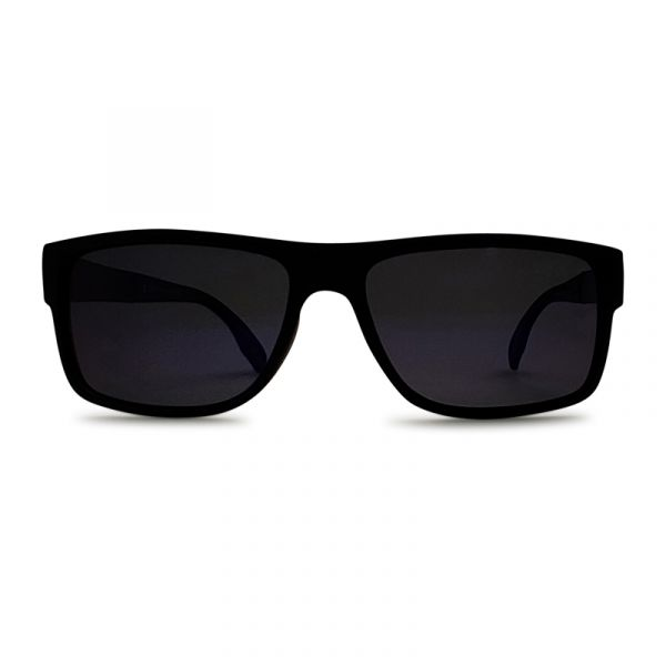 Pure Black Curv Sunglass
