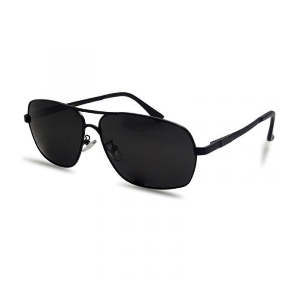 Black With Silver Touch Sunglass